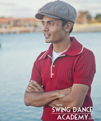 Shawn Rego Lindy Hop Teacher