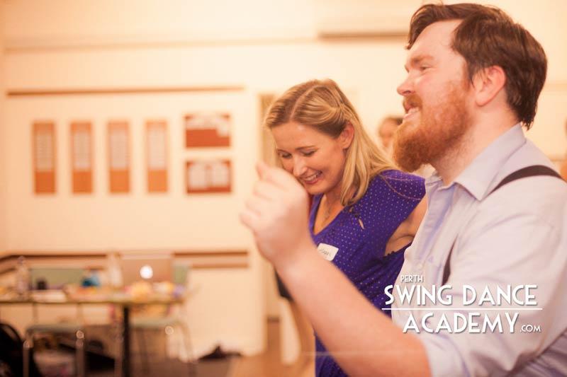 Fragonard the swing dance company