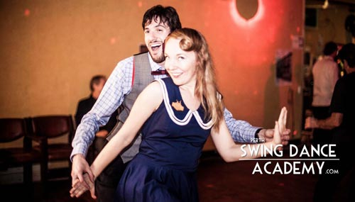 Home - Perth Swing Dance Academy | Lindy Hop Lessons, Swing
