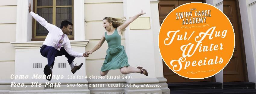 Swing Dance Winter Special!
