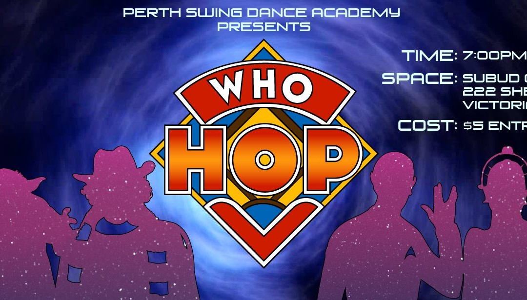 WhoHop! Sci-Fi Themed Social Dance Party!